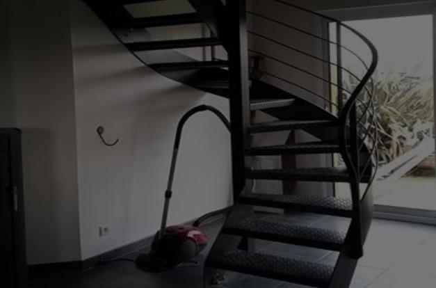 Pourquoi choisir une structure d'escalier en acier ?