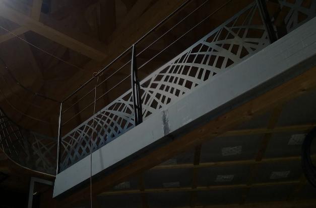 garde corps interieur escalier