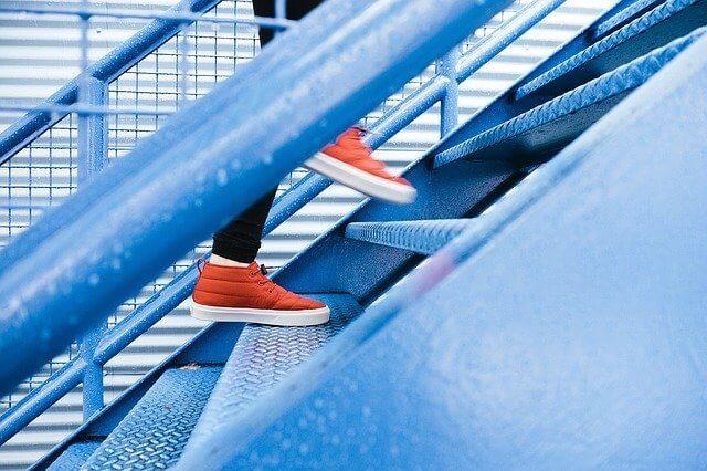 Les bonnes raisons de poser des escaliers en acier